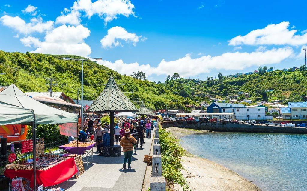 puerto mont ciudad chile