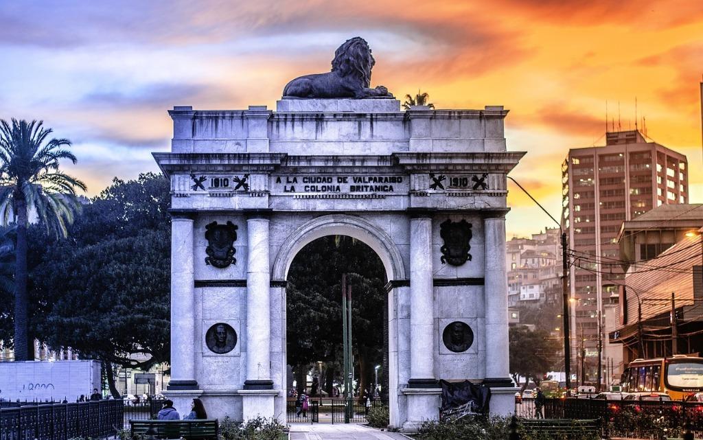 valparaiso ciudad chile